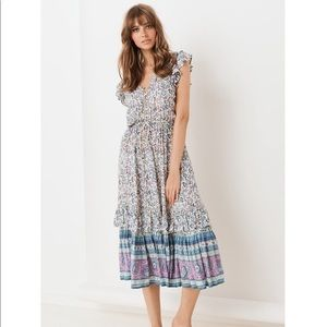 Spell and The Gypsy Dahlia Midi Dress